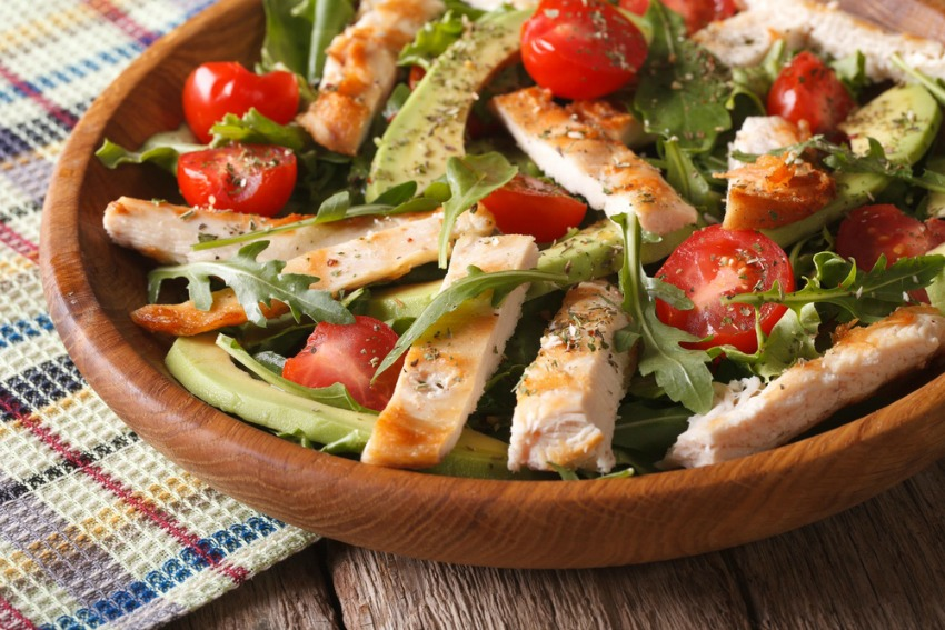 Paleo Best Ever Slow Cooked Chicken Salad