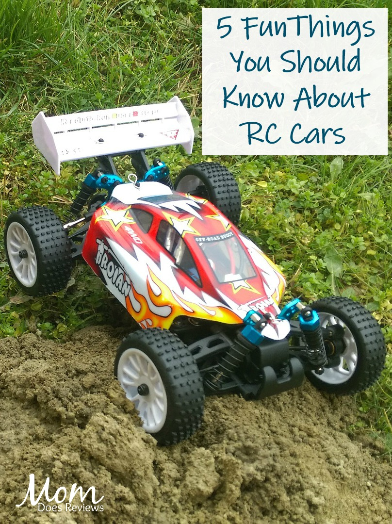5 Awesome Things You Should Know About RC Cars