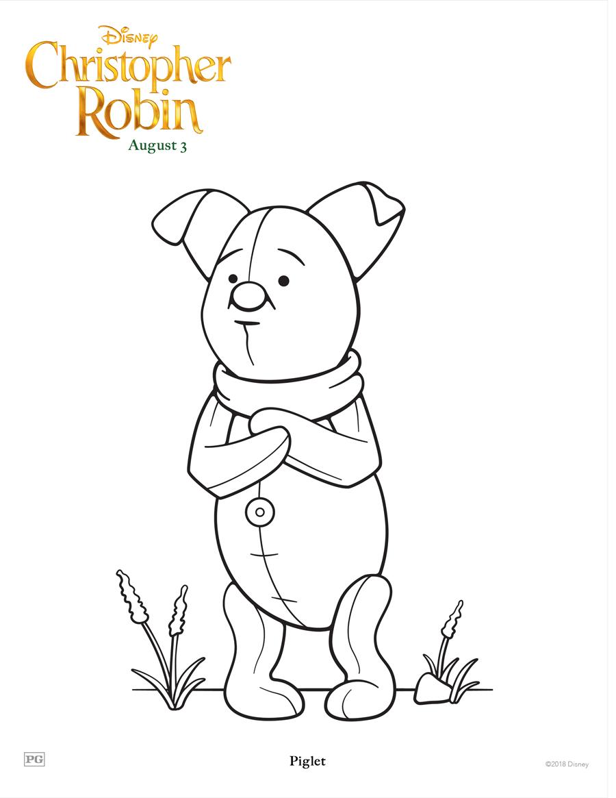 CHRISTOPHER ROBIN - Extended Sneak Peek Now Available #ChristopherRobin