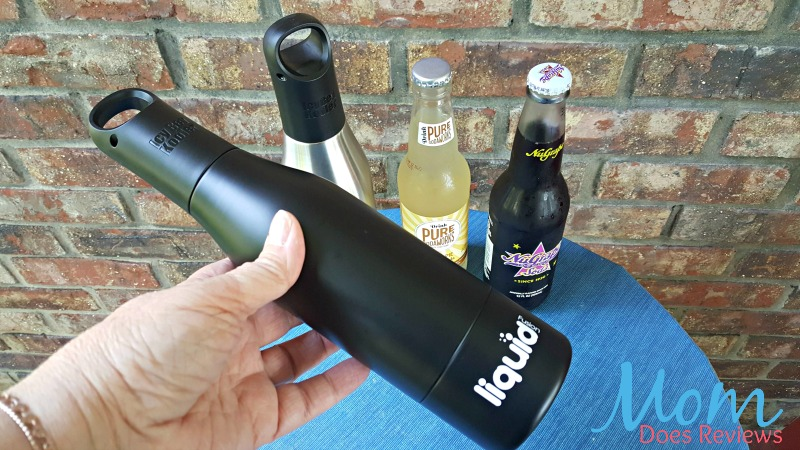 Enjoy Using Glass Bottles Again with the Icy Kooler