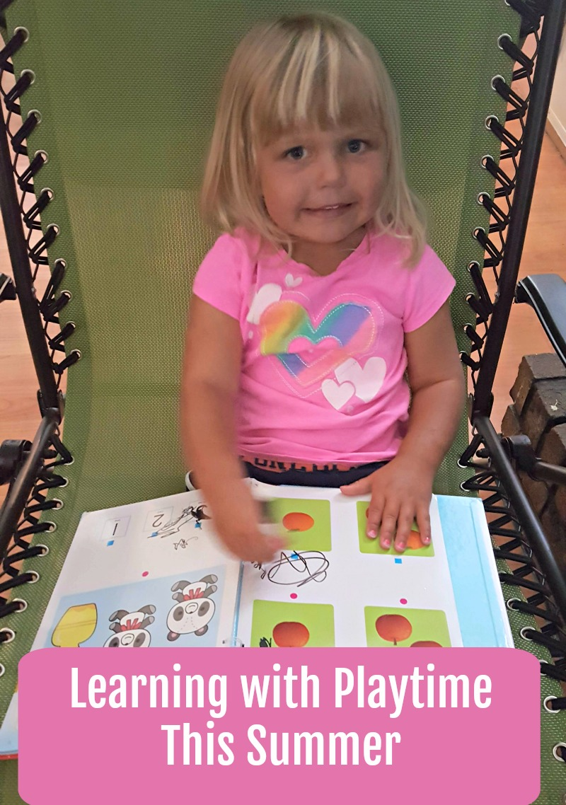 Learning with Playtime This Summer