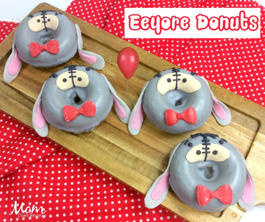 "Eeyore Donuts ""We can't all and some of us don't. That's all there is to it."""