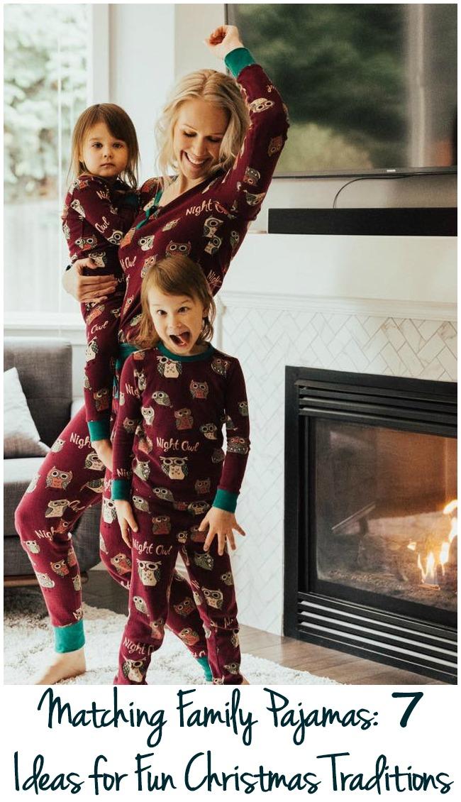Family Christmas Pajamas Ideas.Matching Family Pajamas 7 Ideas For Fun Christmas
