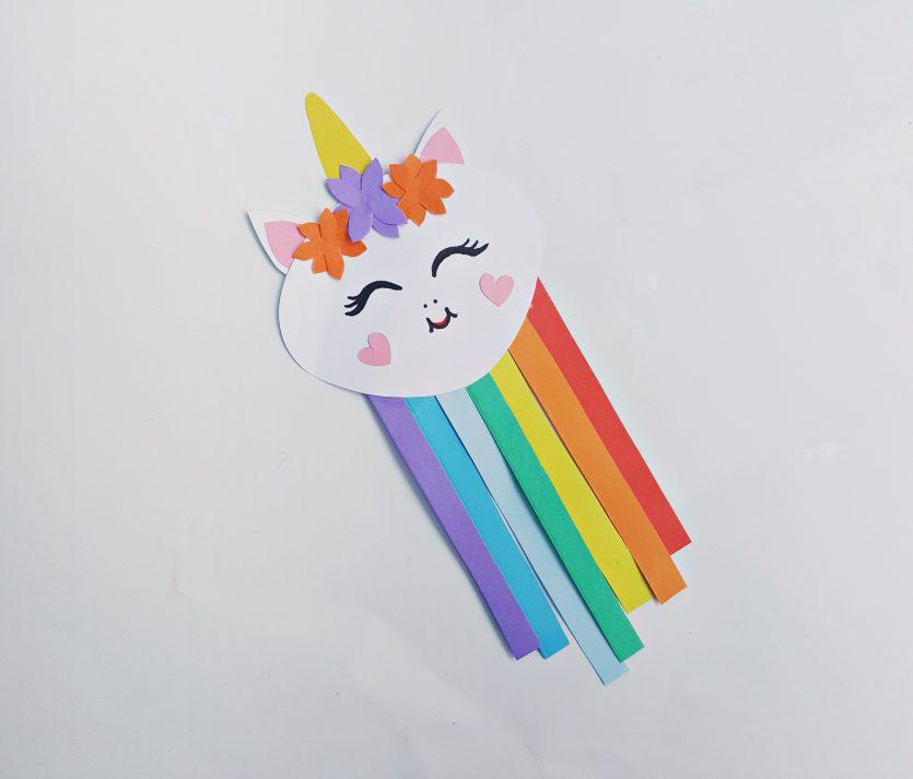 Unicorn Rainbow Craft