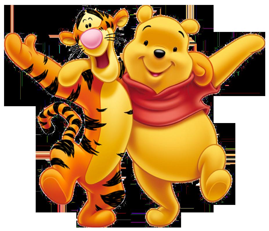 Tigger and Pooh #WinniethePooh