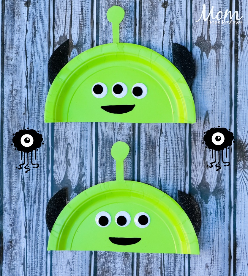Toy Story Alien Craft #disney #craft