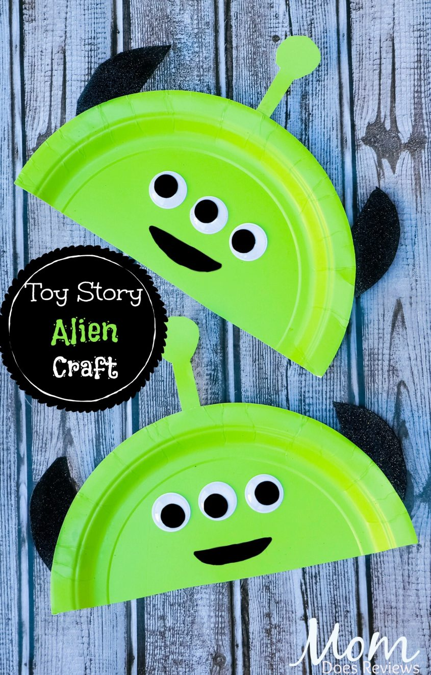 Toy Story Alien Craft Disney Mom Does Reviews