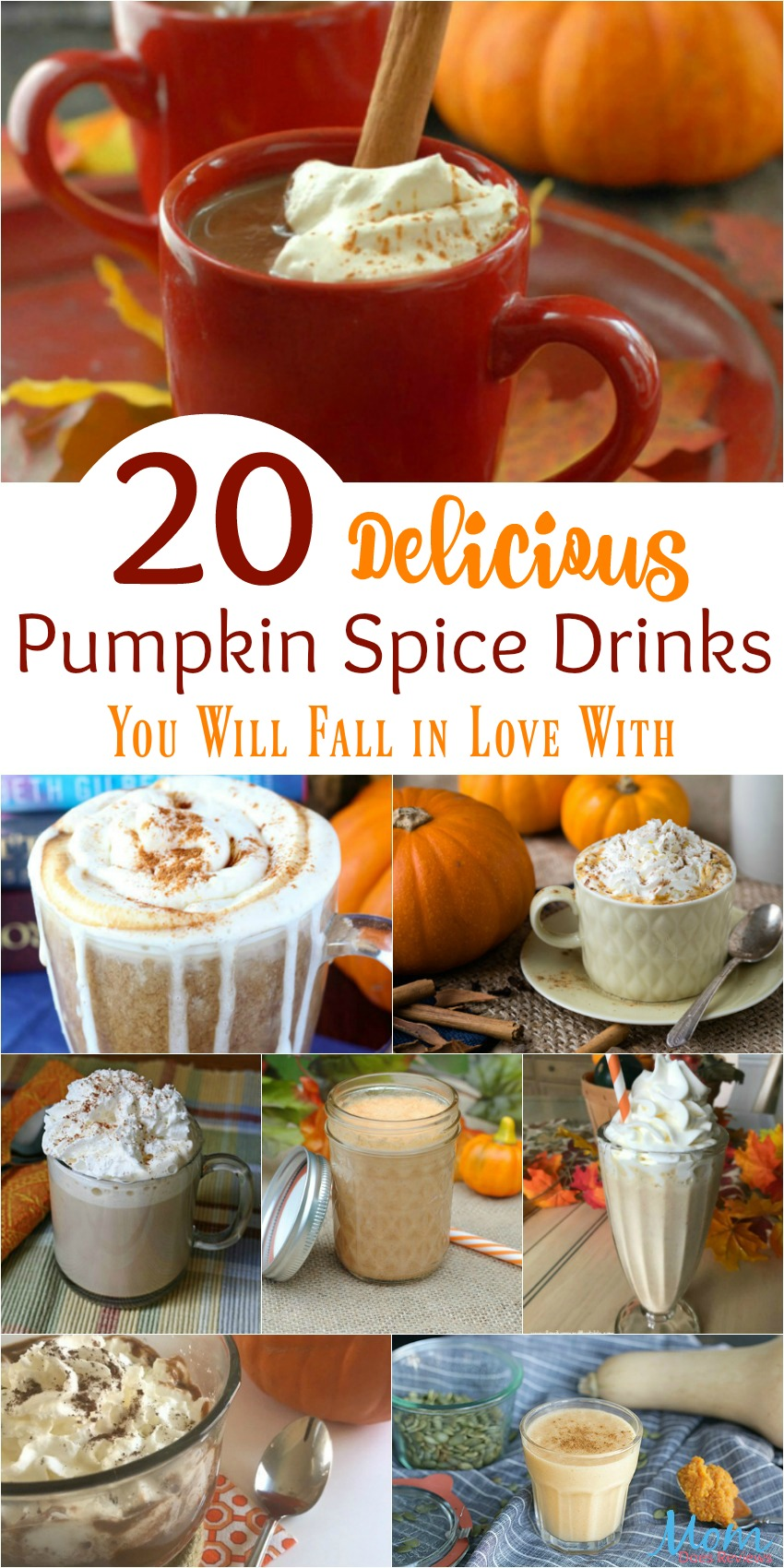 20 Delicious Pumpkin Spice Drinks You Will Fall in Love With