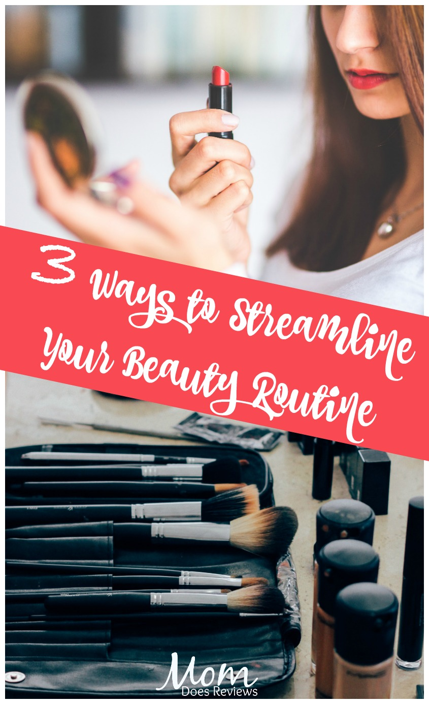 3 Ways to Streamline Your Beauty Routine #beauty #skincare #hair #hydration