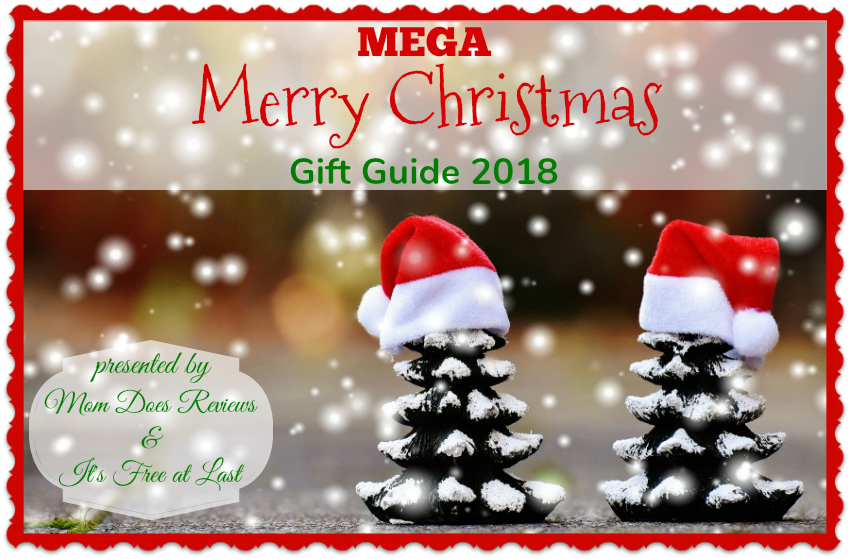 Mega Merry Christmas Gift Guide