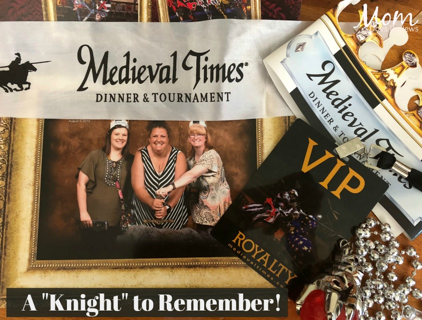 Enjoy a Night of Adventure at Medieval Times Dinner and Tournament #MedievalTimes