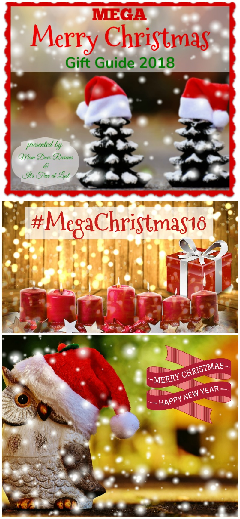 Mega Merry Christmas Gift Guide #Christmas #giftguide #christmasgifts