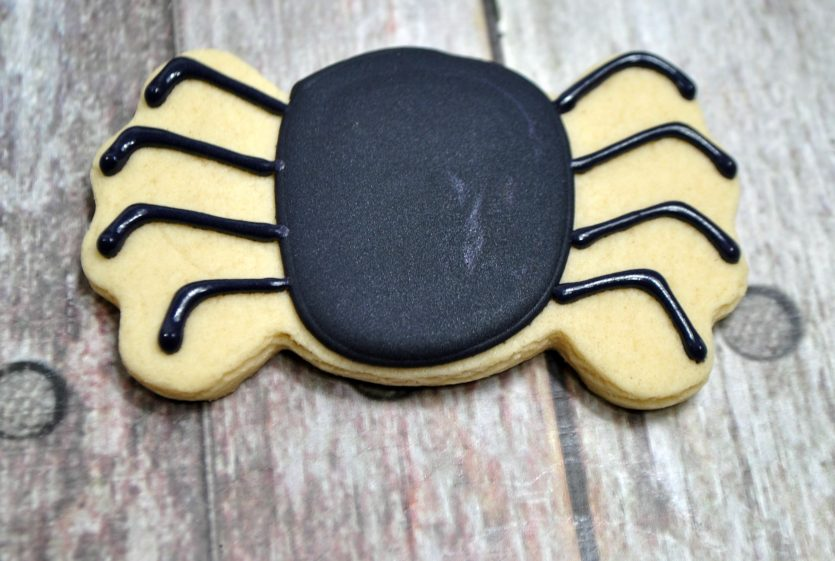 Cute Spider Cookie