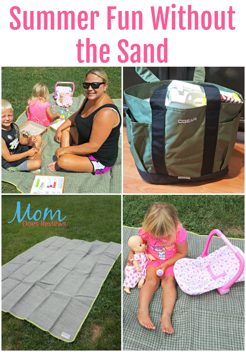Summer Fun Without the Sand