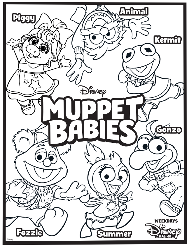 Win a Muppet Babies Prize Pack