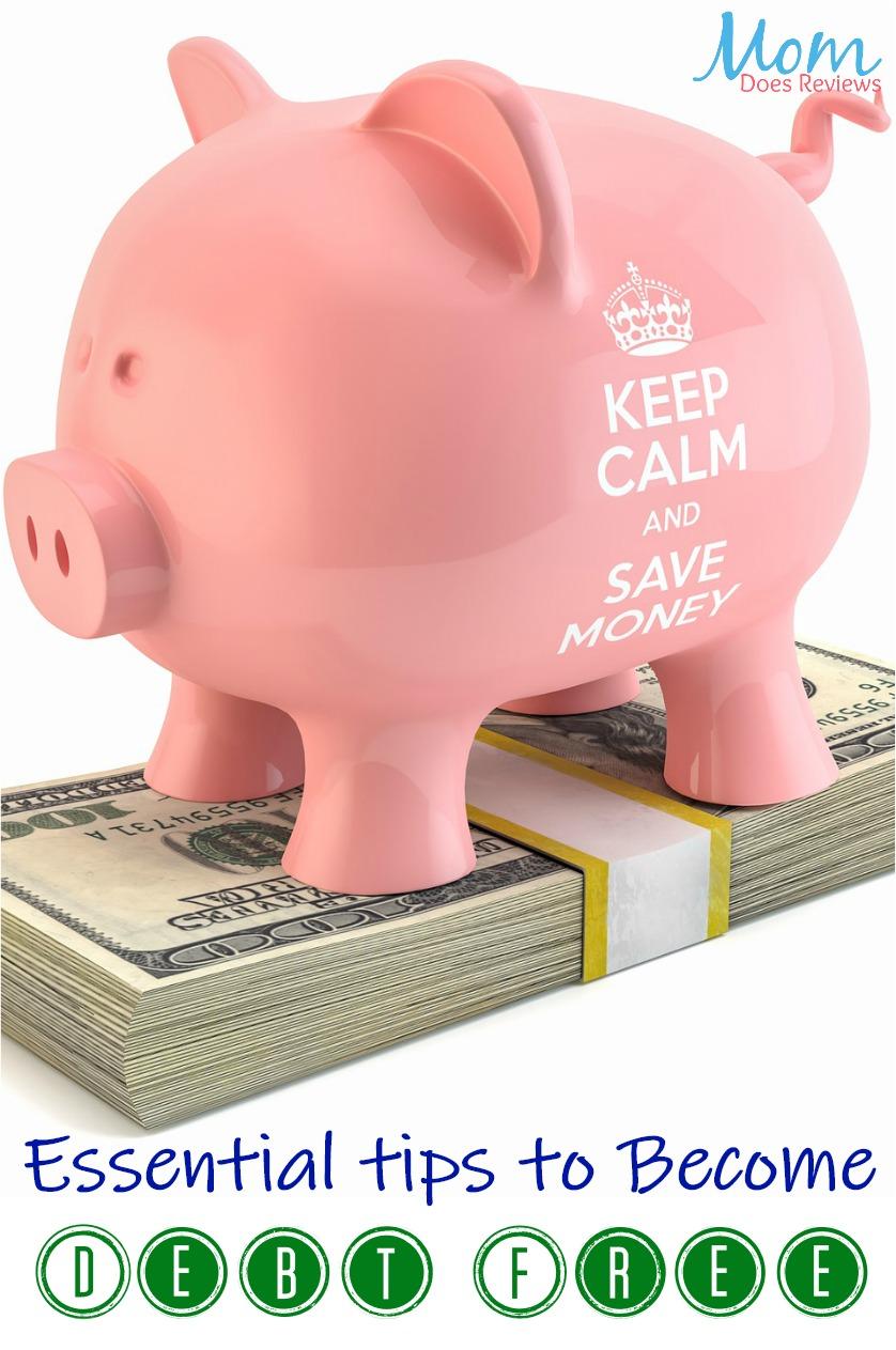 Essential tips for Single Parents to Become Debt-Free  #finances #debts #budget