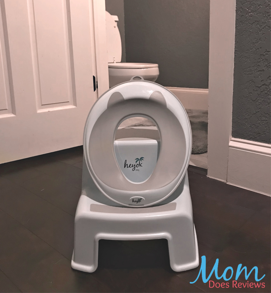 Super Heyok Baby Step Stool And Potty Training Seat Creativecarmelina Interior Chair Design Creativecarmelinacom