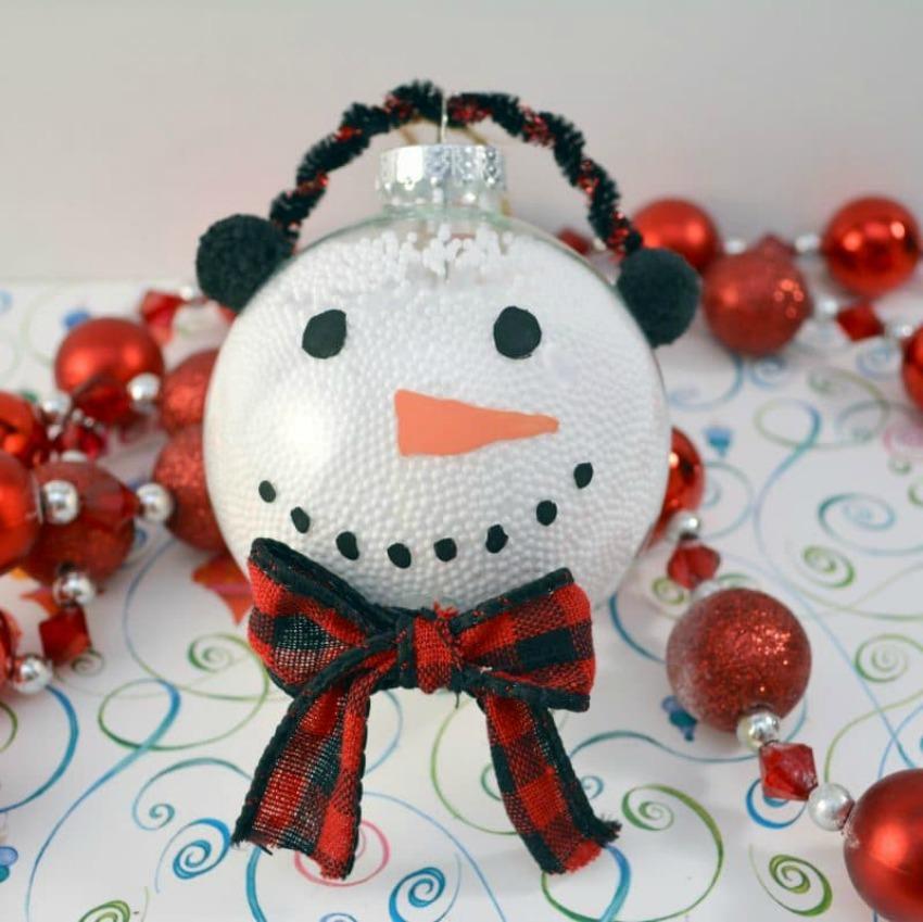 100 Adorable DIY Christmas Ornaments to Hang on Your Tree ...