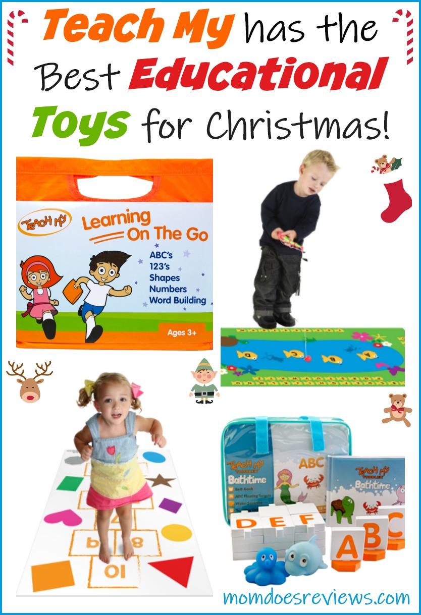 Teach My has the Best Educational Toys for Your Kids this Christmas! #teachmy #christmas #megachristmas18