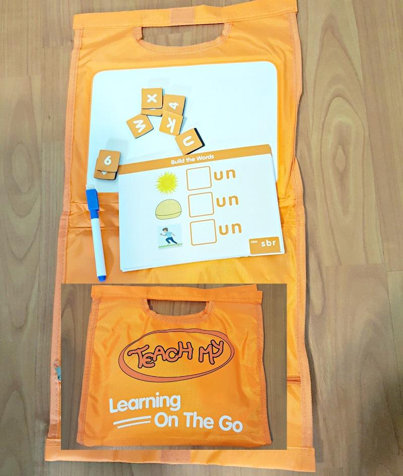 Teach My Learning on the Go