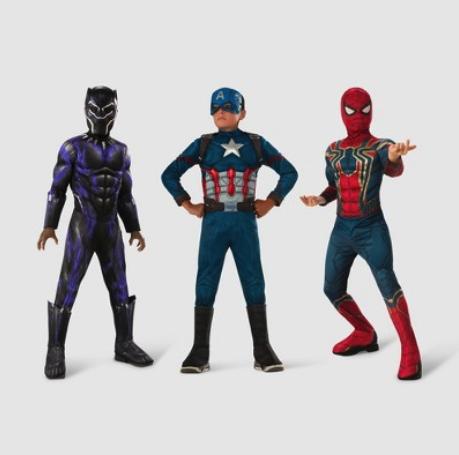 Avengers Halloween Costumes