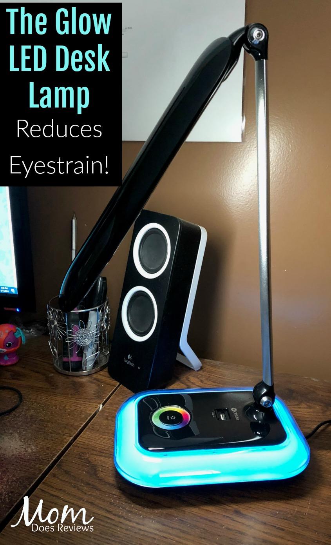 The Glow Led Desk Lamp Reduces Eyestrain Megachristmas18
