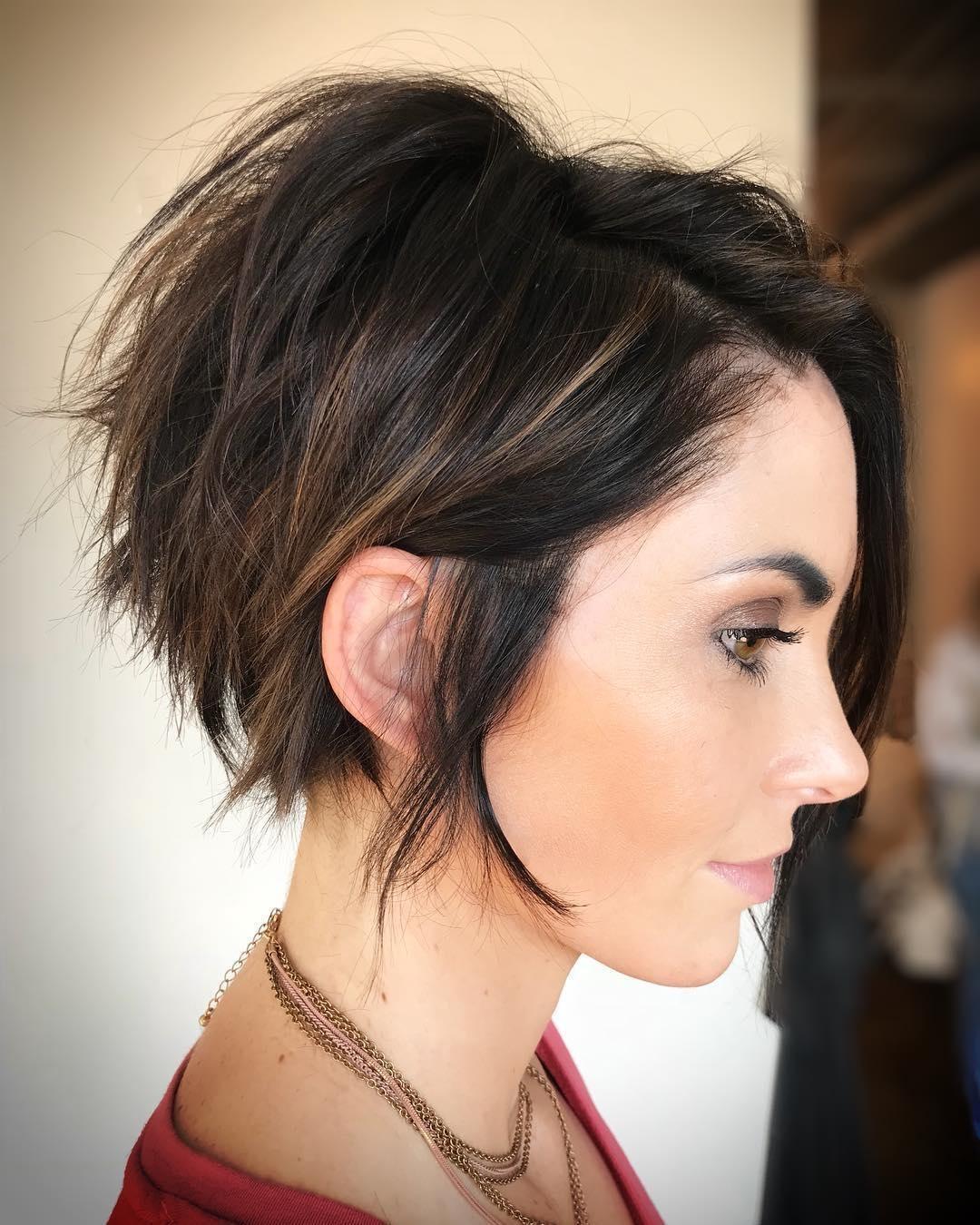 Short Layered Haircuts 45