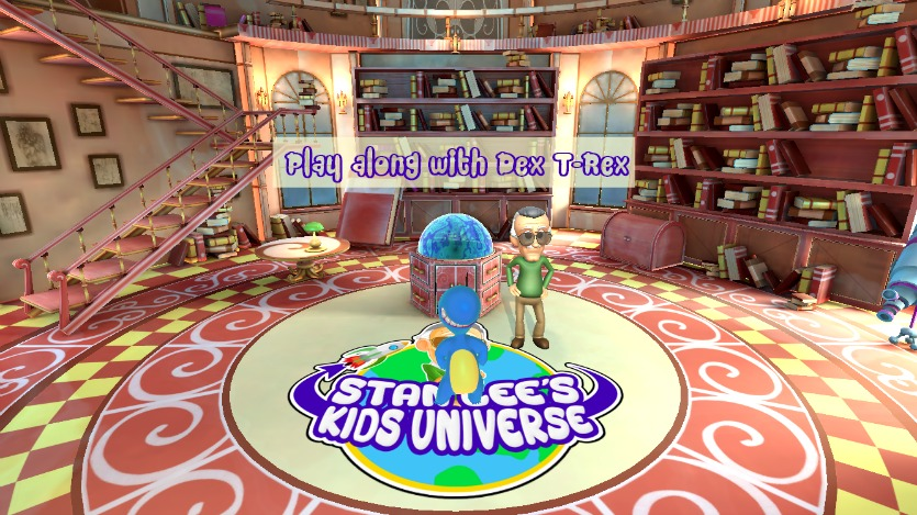 Ignite Your Child's Imagination with #Playing4ward's Stan Lee's Kids Universe #StanLeesKidsUniverse #DexTRex