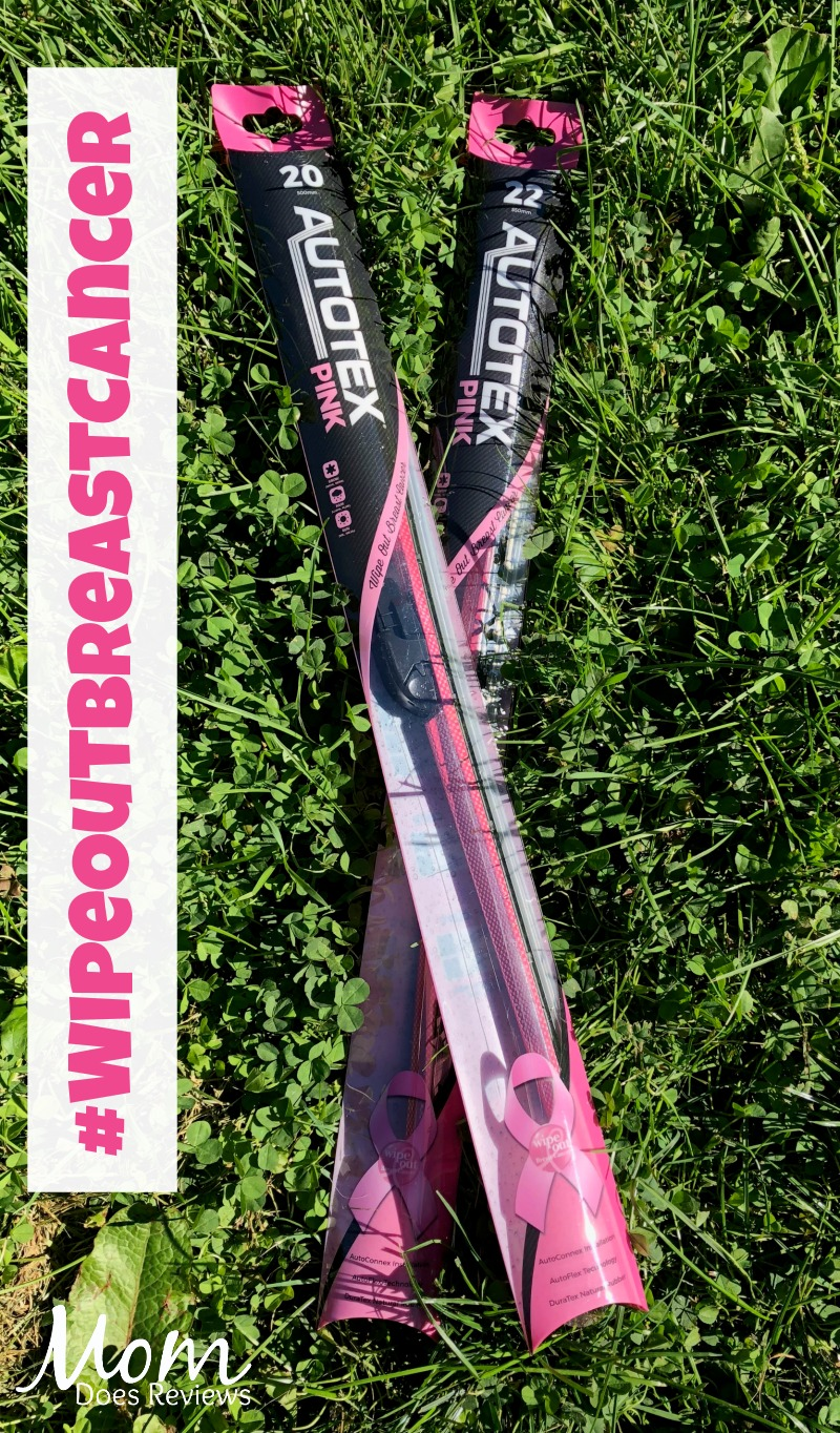 Help #WipeOutBreastCancer with AutoTex PINK Wipers at Valvoline Instant Oil Change