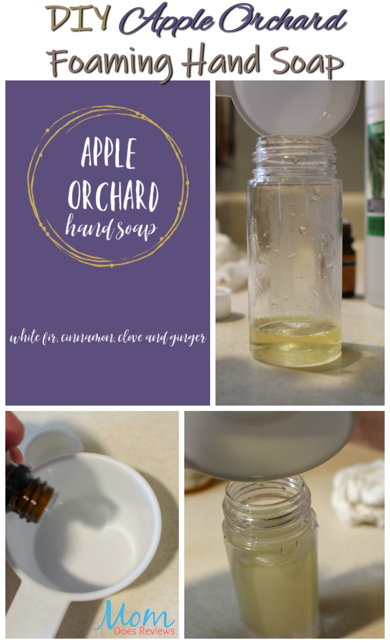 Apple Orchard Foaming Hand Soap