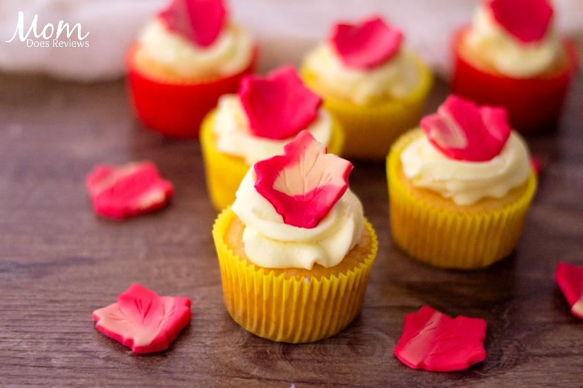Easy Autumn Cupcakes