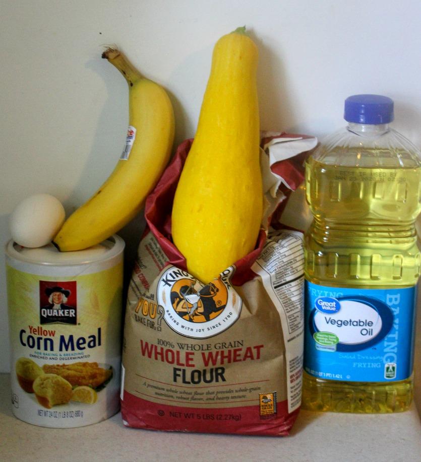 Banana and Squash Dog Treats