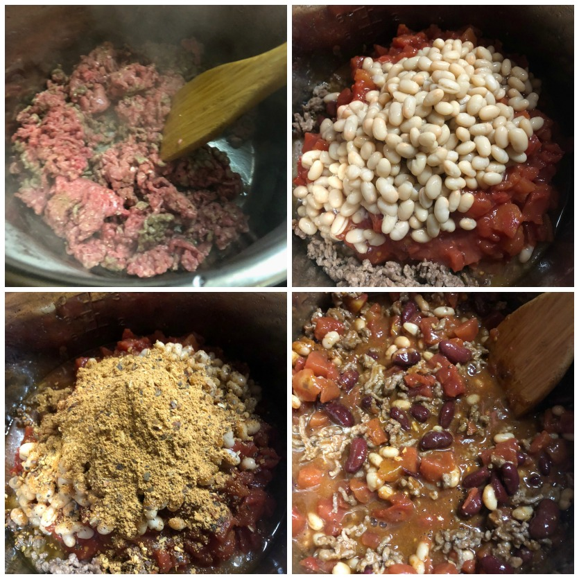 Make Chili in the Mealthy Multipot