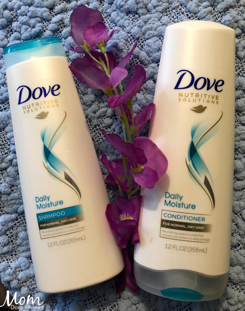 Dove Shampoo and Conditioner at CVS #FlauntFallHair