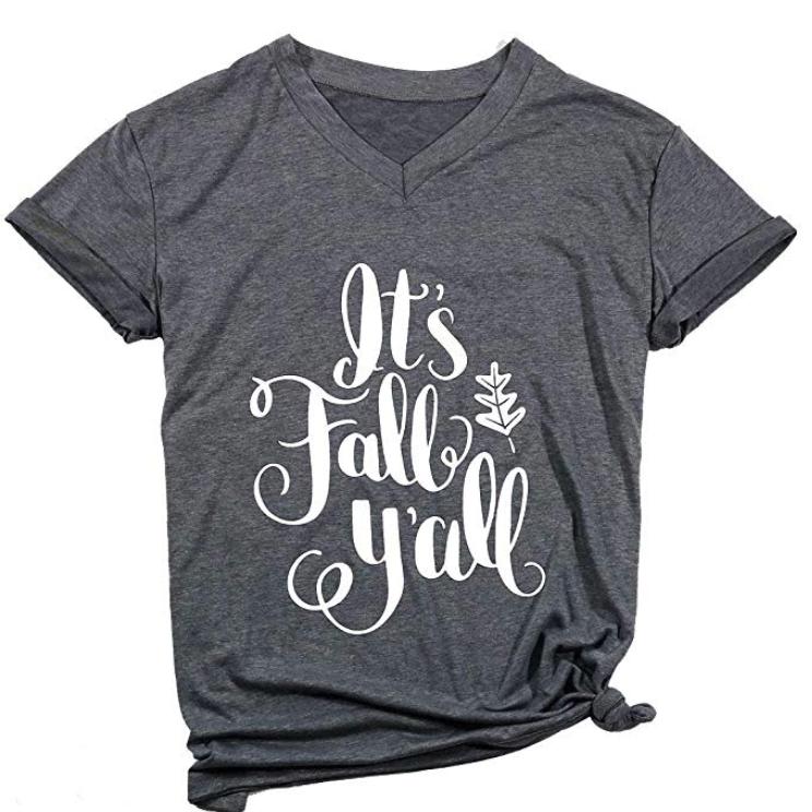 Fall Tshirt you need