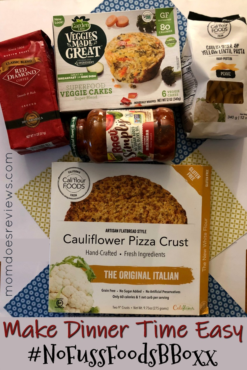 No Fuss Foods for Fall, Perfect for Easy Weeknight Family Dinners #NoFussFoodsBBoxx #ad #foodie #familydinners
