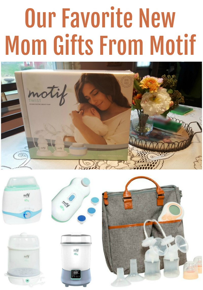 Our Favorite New Mom Gifts From Motif