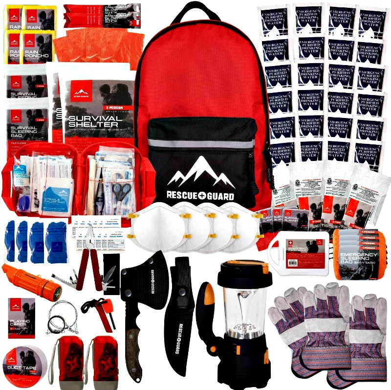 Be Prepared for Emergencies with a Family Go Bag