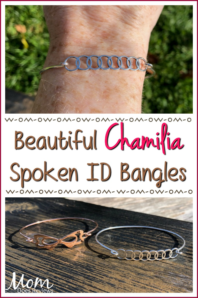 Beautiful Chamilia Bangles- Perfect Christmas Gifts! #MEGAChristmas18 #gifts #jewelry #bangles