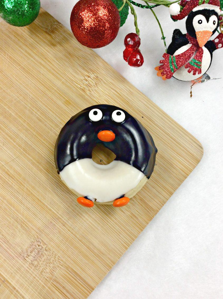 penguin donuts