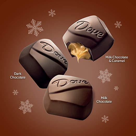 Win Dove Chocolates