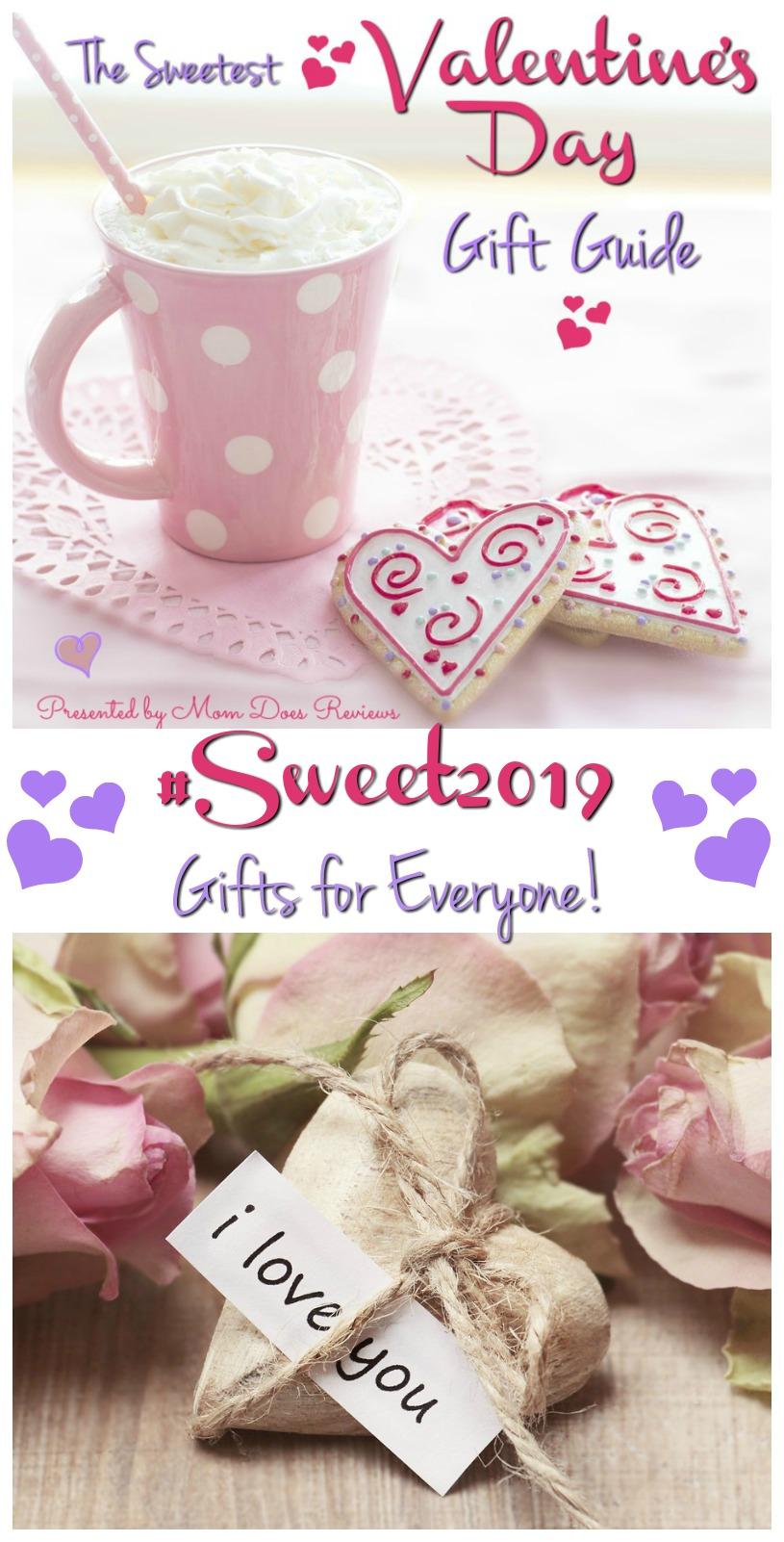 Sweet 2019 Valentine's Day Gift Guide #Sweet2019 #valentinesday #love #giftguide