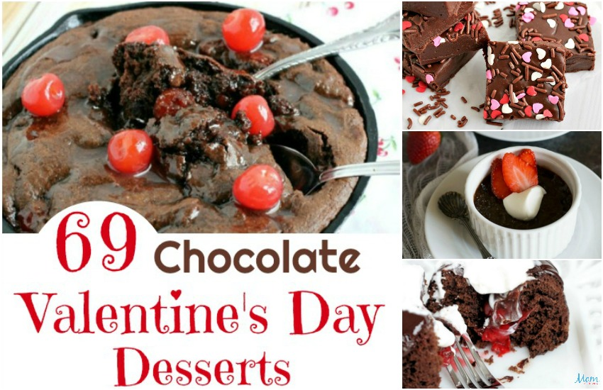 69 Chocolate Valentine's Day Desserts To Sweeten Your Day