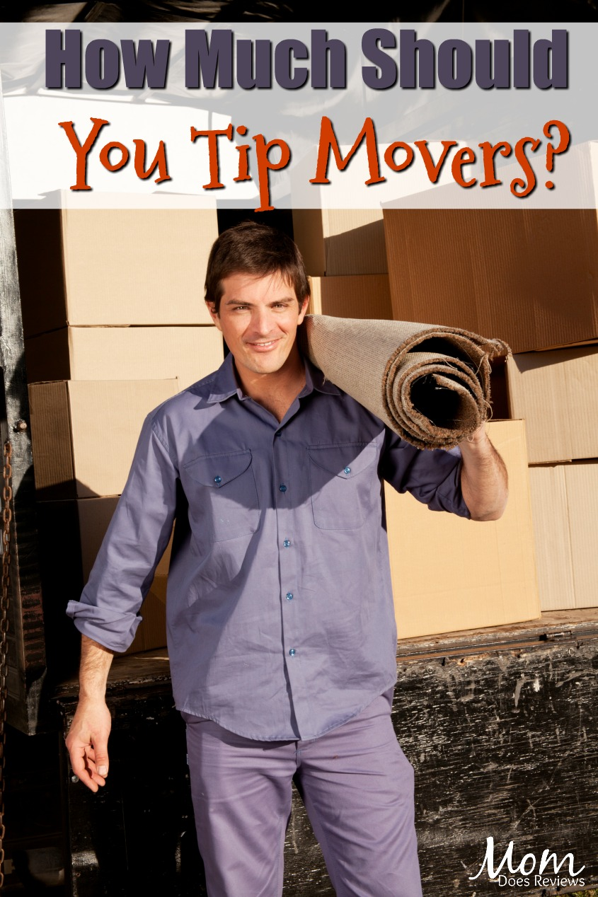 A Simple Guide on Tipping Movers #homeandliving #moving #didyouknow