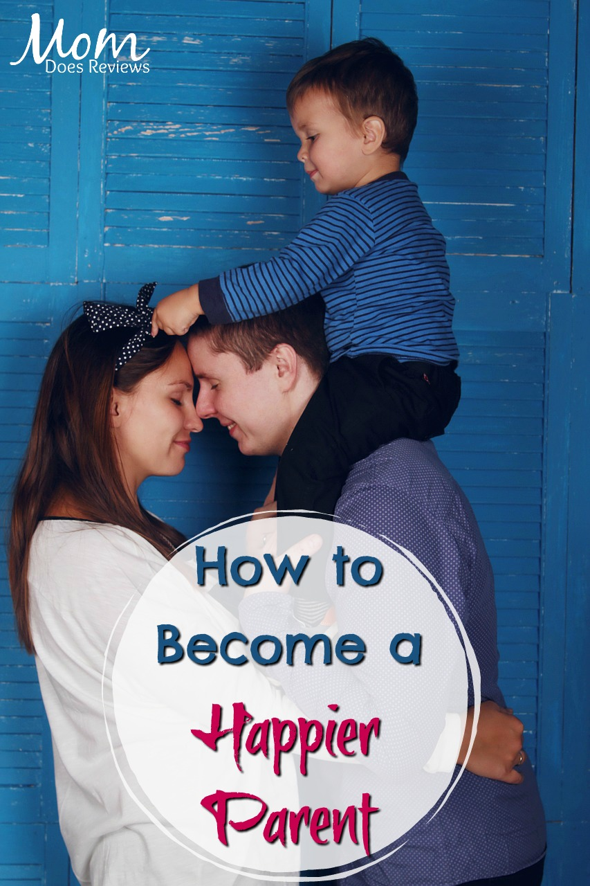 How to Become a Happier and More Involved Parent #family #parenting #parents #children #chores
