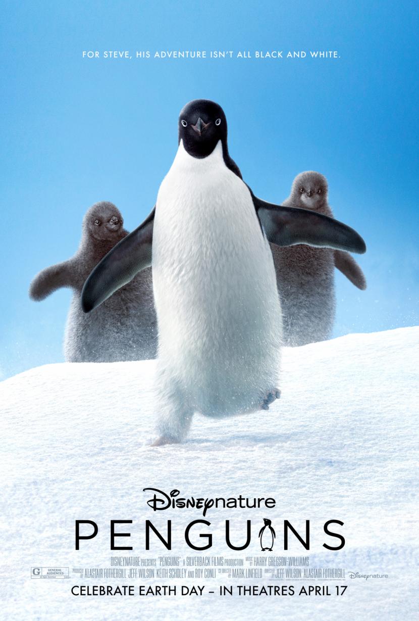 PENGUINS (Disneynature) #DisneynaturePenguins