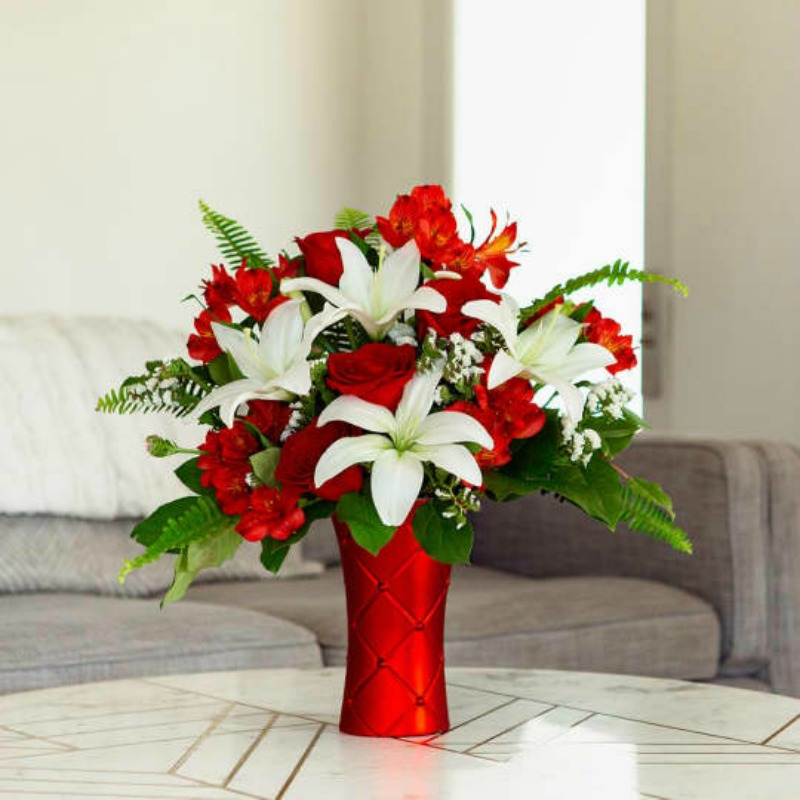 Treat Your Valentine to a Floral Bouquet from Teleflora