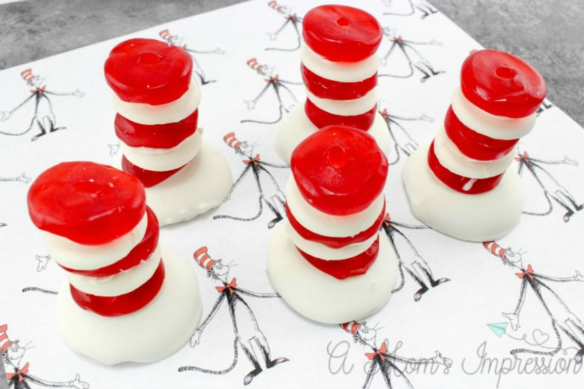 The Cat in the Hat Dr. Seuss Snacks