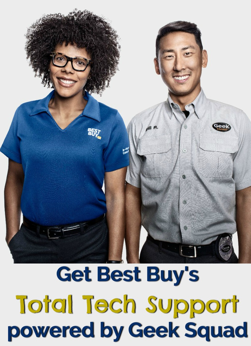 Get Best Buy S Total Tech Support Powered By Geek Squad For All Your Tech Needs Totaltechsupport Mom Does Reviews