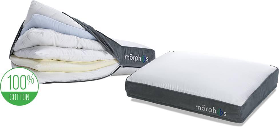 #Win Morphiis Customizable Mattress Topper & 2 pillows- US ends 1/16
